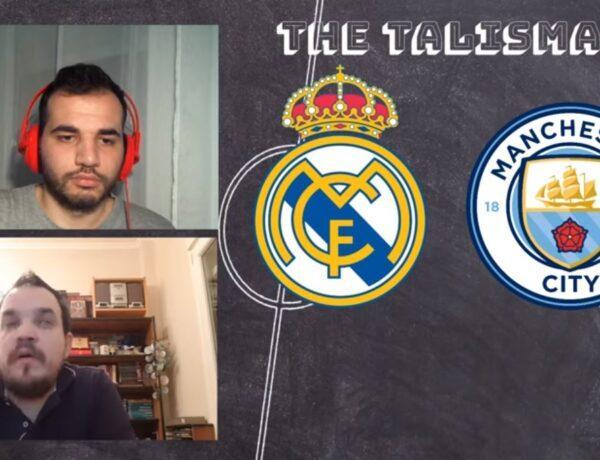 Καλεσμένος για ανάλυση για το Champions League σε εκπομπή του Eyap.gr