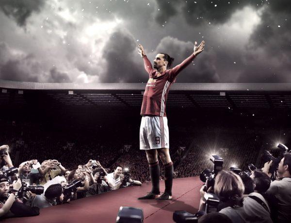 «I am Zlatan», η ταινία