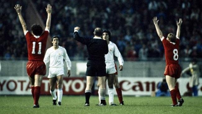 Ρεάλ Μαδρίτης – Λίβερπουλ. Το σερί των έξι, το 1981 και οι σκόρερ