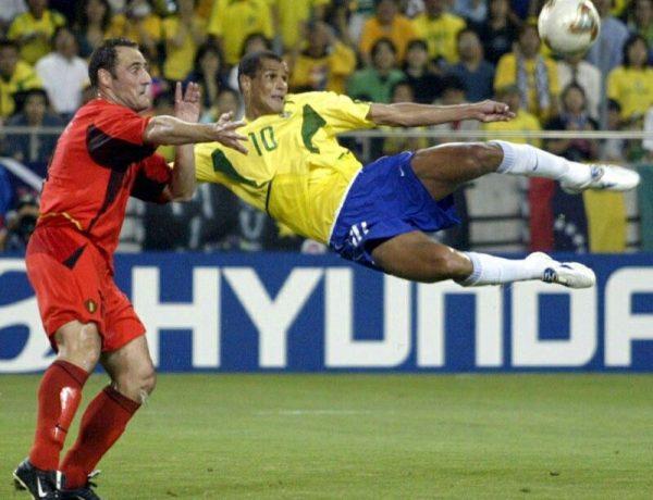 Βραζιλία – Βέλγιο. O Ριβάλντο ο Ρονάλντο…