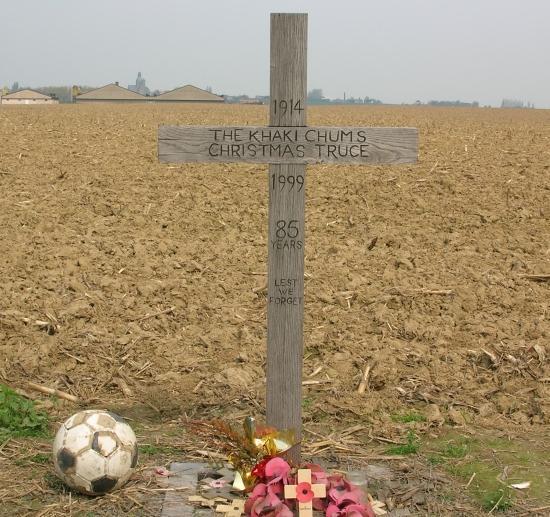 Οταν το ποδόσφαιρο σταμάτησε τον πόλεμο