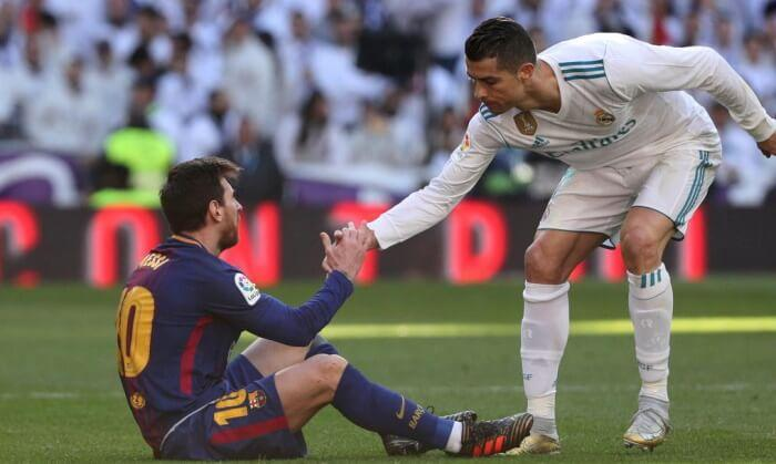 Stat attack! Messi VS Ronaldo