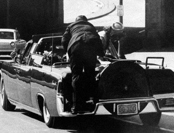 Τι ρόλο είχε ο Μπους στη δολοφονία Κένεντι;