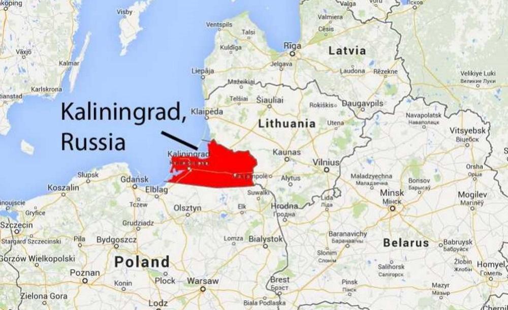 Μουντιάλ στη Ρωσία… εκτός Ρωσίας. Ο θύλακας του Καλίνινγκραντ