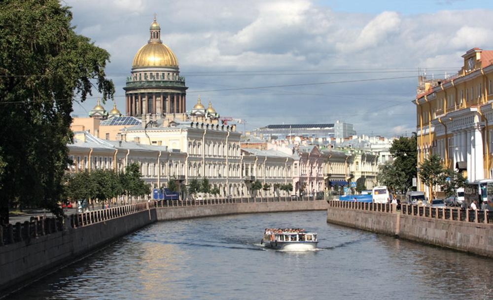 Αγιοπετρούπολη και όχι Αγία Πετρούπολη…