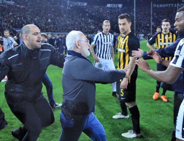 Ελληνικό ποδόσφαιρο, ώρα μηδέν! Η πολιτικοποίηση και το Grexit