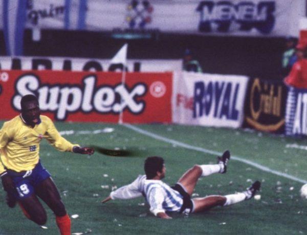 Αργεντινή – Κολομβία. Η εκστρατεία και η πεντάρα