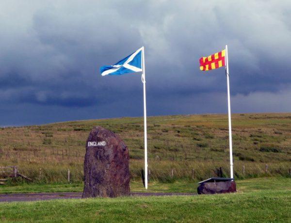 Ο αέναη έχθρα ανάμεσα σε Αγγλους και Σκωτσέζους
