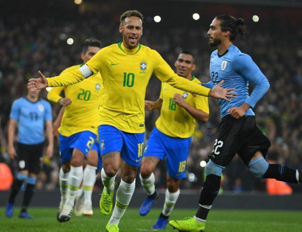 Η Βραζιλία είναι η γκόμενα που σου σπάει τα αρχίδια μέχρι να σου κάτσει…