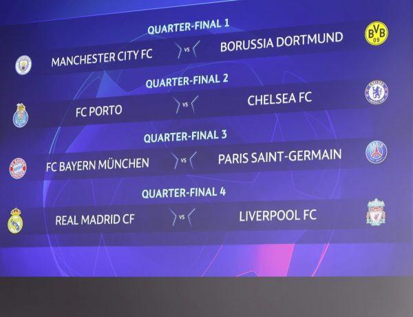 Μακροχρόνια στοιχήματα στο Champions League