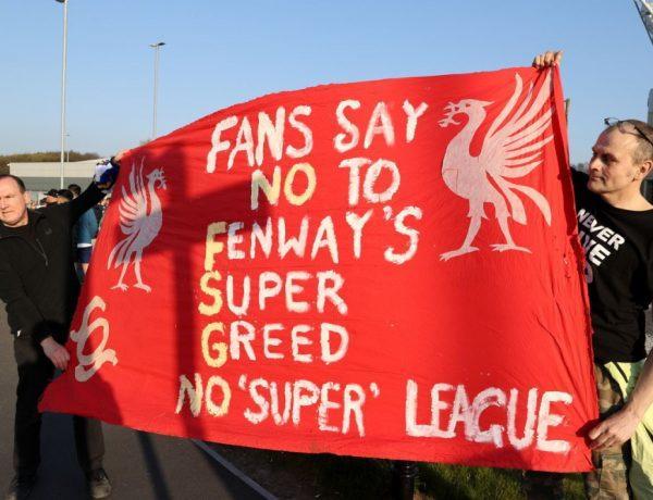 European Super League. Oπως ο πεινασμένος εργένης τον ντελιβερά…