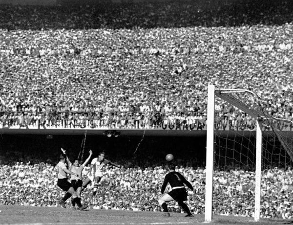 1950, Βραζιλία – Ουρουρουάη. Ο Μοασίρ, ο Γκίτζια και ο… Πάπας
