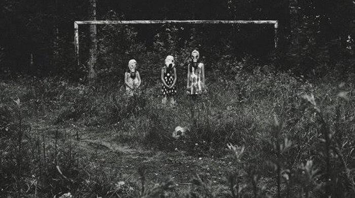 Το δυστύχημα του Τσερνόμπιλ και παίζοντας μπάλα στη σκιά του πυρηνικού νέφους