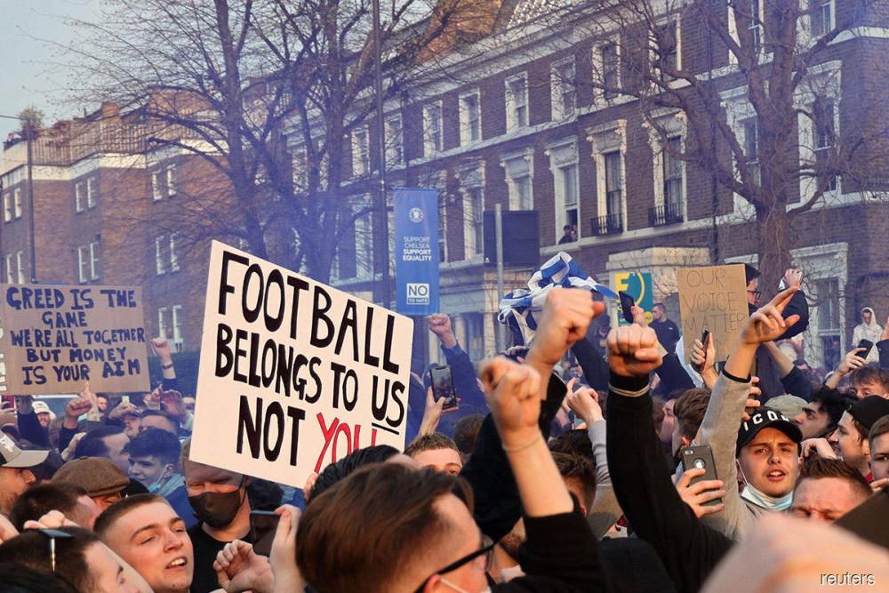 Το ποδόσφαιρο απέφυγε την… αμερικανοποίηση