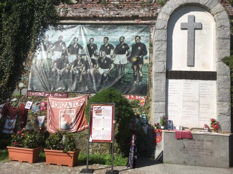 La Granata tragica. 72 χρόνια από την τραγωδία στη Σουπέργκα