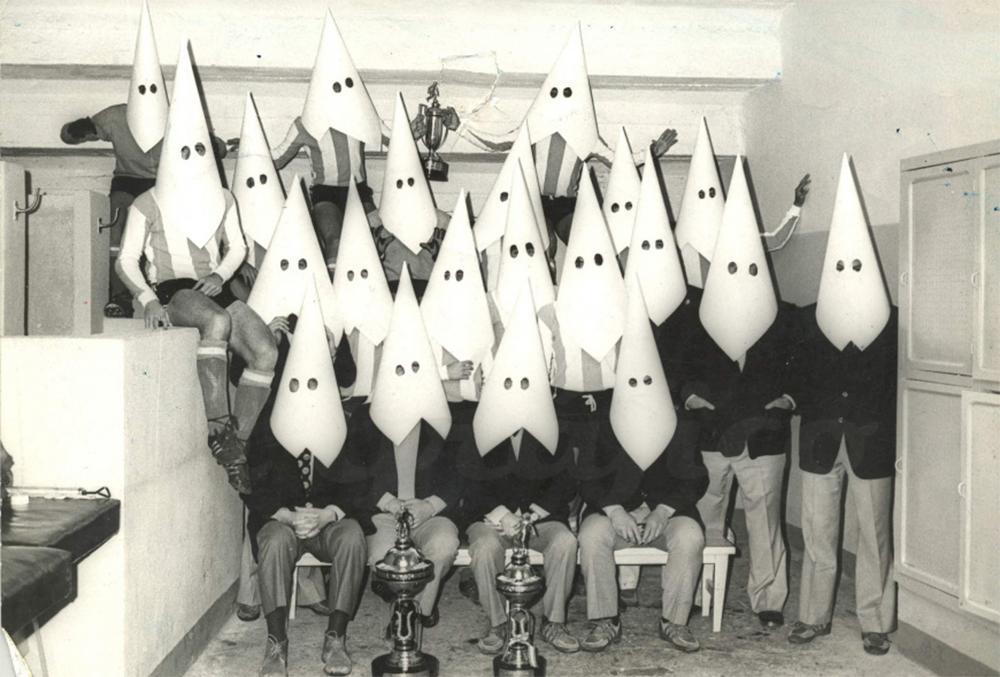 Η περίφημη «La Selección fantasma», μια εθνική Αργεντινής… φάντασμα