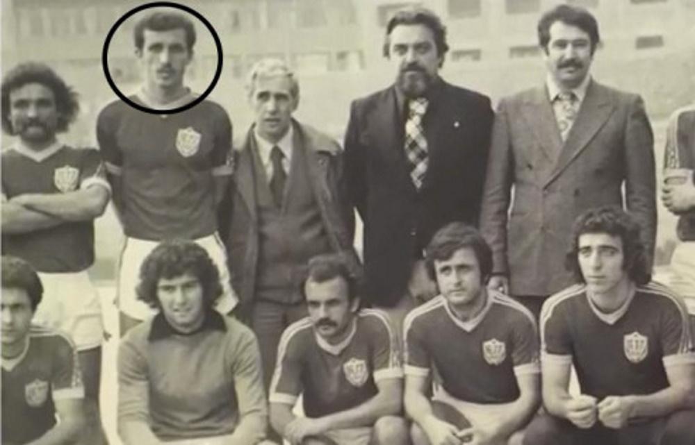 Ρετσέπ Ταγίπ Ερντογάν. Ο πρόεδρος ξέρει μπάλα (και έπαιζε στα μικράτα του)