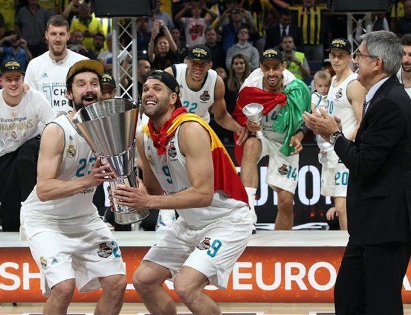 Μόνο μια φορά κατέκτησε, η ίδια ομάδα, την κορυφή της Ευρώπης (σε ποδόσφαιρο και μπάσκετ) την ίδια χρονιά!