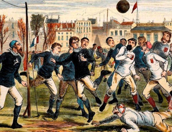 Το πρώτο ποδοσφαιρικό ματς στην ιστορία (1872)