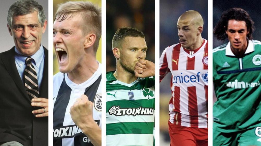 Οι 13 Ελληνες του Euro 2020