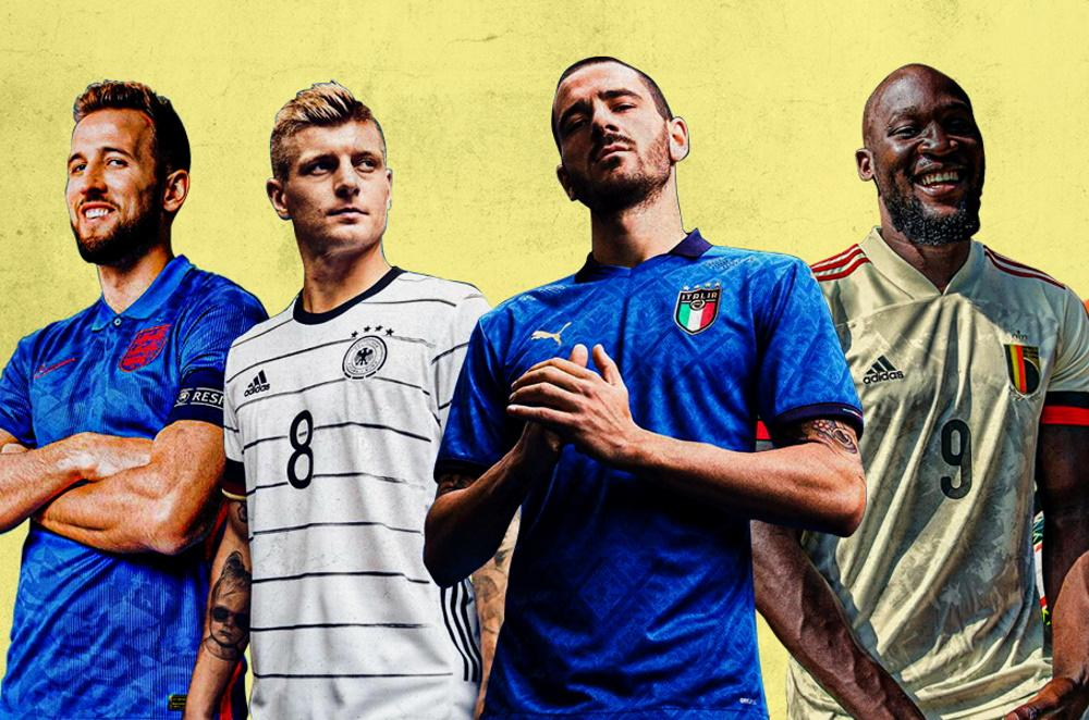 Μακροχρόνια Euro 2020. Περί… βαριάς φανέλας