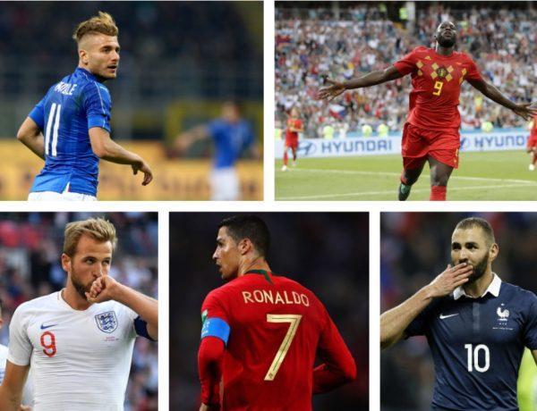 Euro 2020. Ο απόλυτος πίνακας των πρώτων σκόρερ