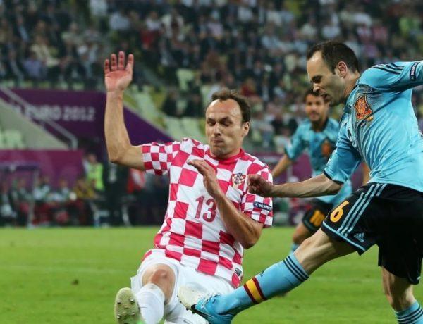 Κροατία – Ισπανία. Τρίτη φορά σε Euro