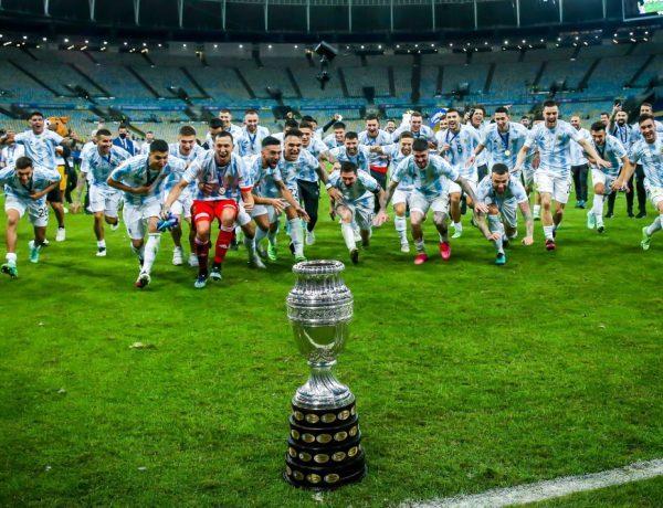 Πρώτη νίκη της Αργεντινής επί βραζιλιάνικου εδάφους… ever