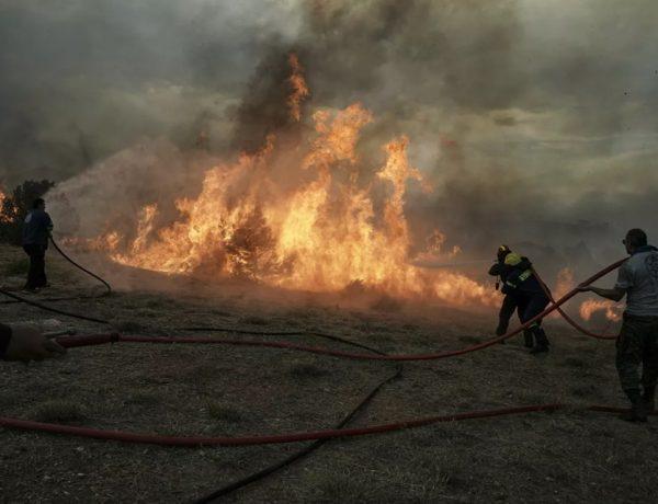 Εθελοντής πυροσβέστης, ο αφανής ήρωας