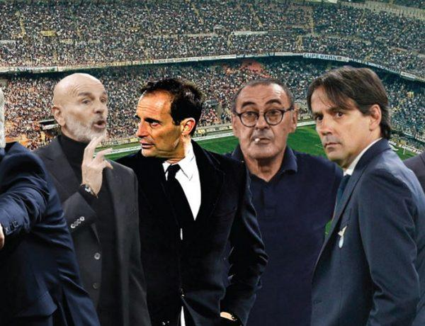 Serie A 2021-22. Η πιο απρόβλεπτη σεζόν εδώ και 20 χρόνια…