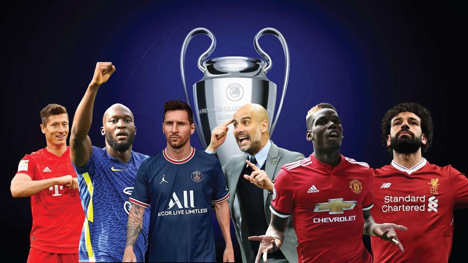 Champions League 2021-22. Φαβορί, αουτσάιντερ και… ανταμώματα