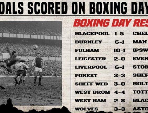 Κεσκεσέ... Boxing Day;
