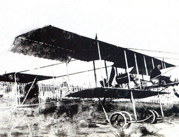 Το πρώτο αεροπλάνο, και ο δημοσιογράφος - πρώτος νεκρός της Ελληνικής Αεροπορίας