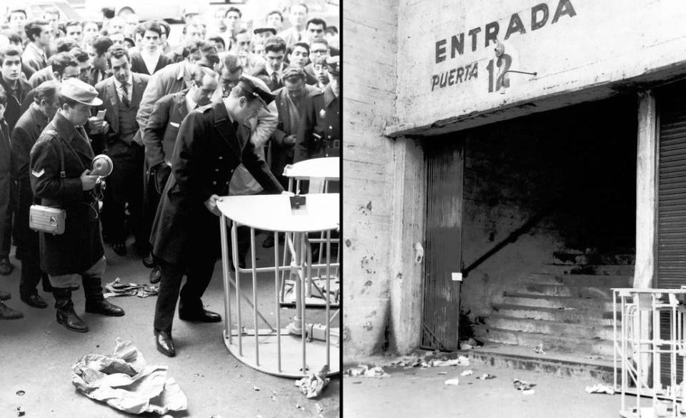 Ρίβερ - Μπόκα. To μυστήριο της τραγωδίας της Puerta 12