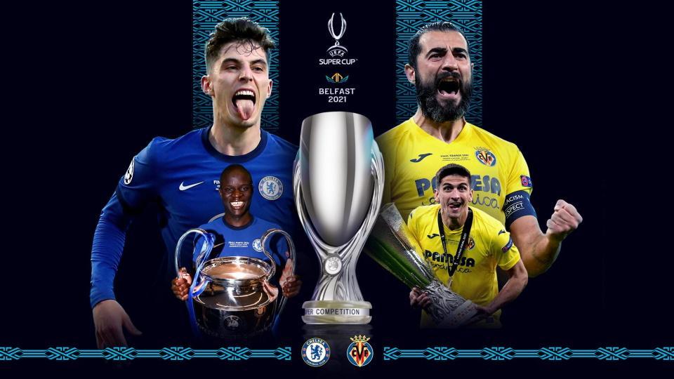 UEFA Super Cup. Τσέλσι VS Βιγιαρεάλ, στατιστικά, αριθμοί και… «Ελληνες» του θεσμού