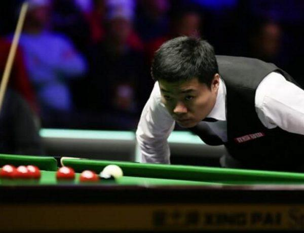 Ο πρώτος κινέζικος ranking ημιτελικός