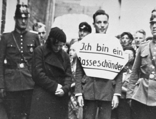 Οι νόμοι της Νυρεμβέργης. Όταν οι ναζί άρχισαν το πογκρόμ κατά των Εβραίων