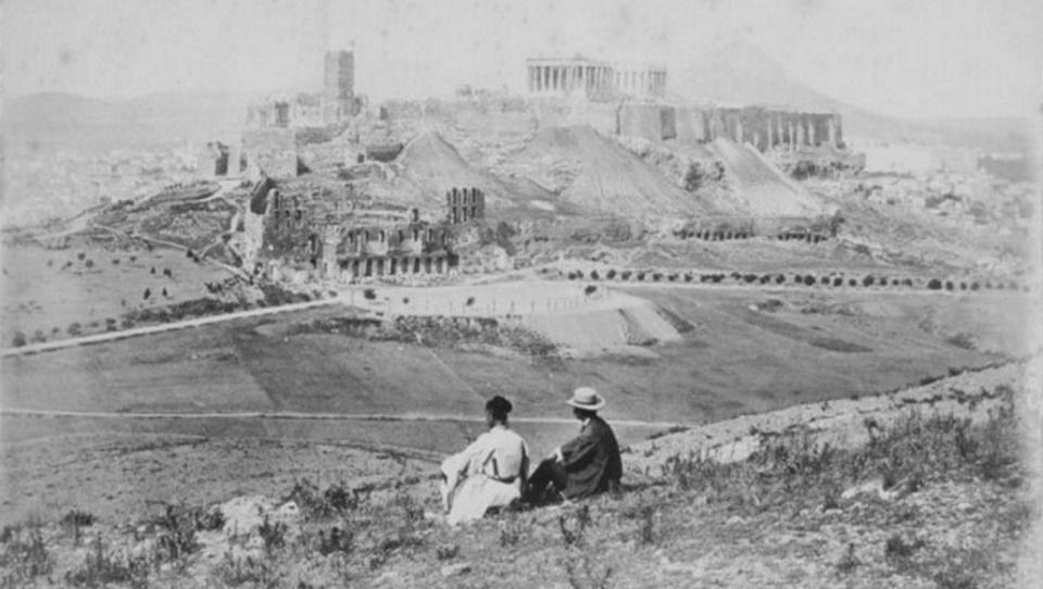 1834. Η Αθήνα, πρωτεύουσα