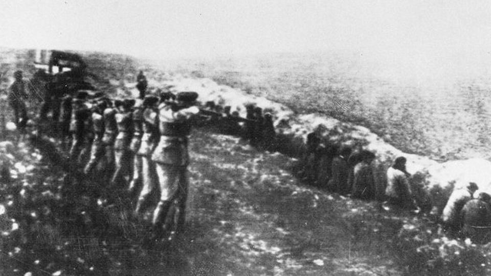 Πόσους δολοφόνησαν οι ναζί στο Μπάμπι Γιάρ;