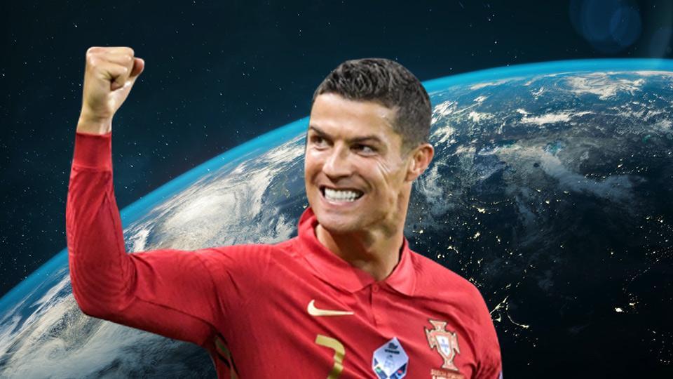 Ο «πλανητάρχης» Ρονάλντο και το παγκόσμιο ρεκόρ που σπάει