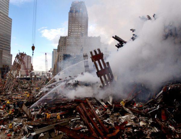Πού ήμουν στις 11 Σεπτεμβρίου 2001