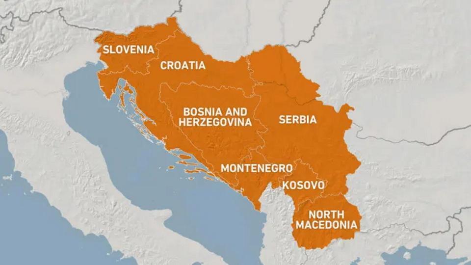 Όταν Κροατία και Σλοβενία άναψαν την πρώτη σπίθα